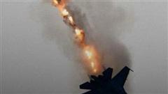 Su-30SM Quân khu phía Tây Nga rơi khi bay tuần tra