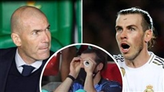 Người đại diện chỉ trích dữ dội Real Madrid bạc bẽo với Bale