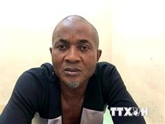 TP.HCM: Triệt phá đường dây ma túy do người Nigeria điều hành