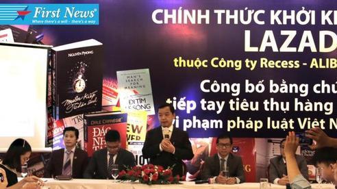 Lazada Việt Nam đang 'bị động' trong vụ kiện tụng với First News – 'Bài toán khó' cho CEO James Dong
