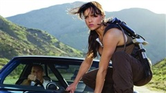 Michelle Rodriguez kể pha hụt chết khi đóng 'Fast & Furious'