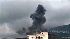 Lebanon lại rung chuyển vì một vụ nổ