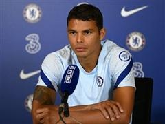 Thiago Silva khen ngợi Lampard trước trận ra mắt Chelsea
