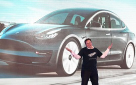 Xe điện của Tesla sẽ có giá chưa tới 600 triệu đồng