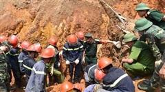 Khởi tố 1 bị can vụ sập công trình khiến 4 người tử vong