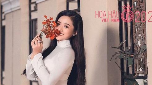 Nữ vận động viên Judo dự thi Hoa hậu Việt Nam 2020