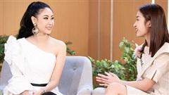 Hà Kiều Anh tranh luận cùng Đỗ Mỹ Linh: Hoa hậu hết nhiệm kỳ thì làm gì?