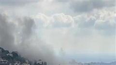 Vụ nổ lớn làm rung chuyển kho vũ khí tại phía Nam Lebanon
