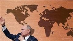 NI: Ông Putin lập trật tự thế giới hậu đối đầu Mỹ-Trung