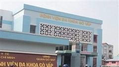 Không khởi tố hình sự đối với nguyên Giám đốc Bệnh viện Gò Vấp