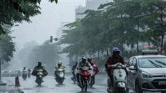 Dự báo thời tiết ngày 25/9: Hà Nội tiếp tụccó mưa rào và dông