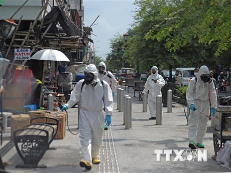 COVID-19: Indonesia ghi nhận số ca nhiễm mới theo ngày ở mức cao nhất