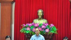 Thủ tướng Nguyễn Xuân Phúc: Không để người dân ĐBSCL thiếu nước sinh hoạt