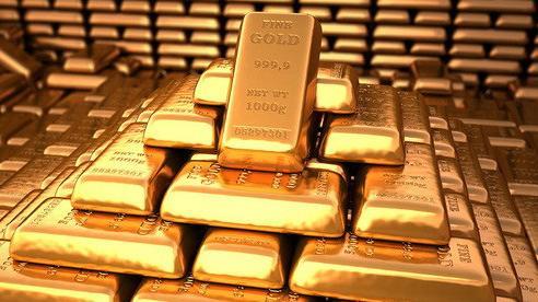 Giá vàng lao dốc xuống thấp nhất hơn 2 tháng, chỉ tương đương 52 triệu đồng/lượng