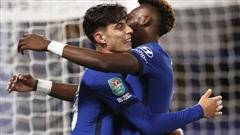 'Bom tấn' Kai Havertz lập hat-trick, Chelsea bùng nổ League Cup
