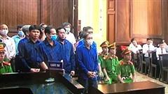 Các bị cáo làm thất thoát vốn Nhà nước tại Vinafood-2 hầu tòa
