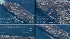 Mỹ không hay biết khi bị UAV Iran áp sát