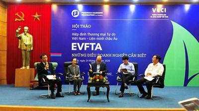 EVFTA và những điều doanh nghiệp cần biết