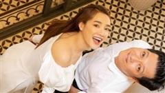 Kỉ niệm 2 năm ngày cưới, Trường Giang tự nhận mình là món quà lớn nhất dành cho bà xã Nhã Phương