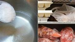 Cách cực mới: Dùng đường để rã đông, sau vài phút thịt tươi mềm như mới, làm món ăn đậm đà thơm ngon