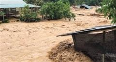 Bắc Bộ giảm mưa, vùng núi vẫn nguy cơ lũ quét