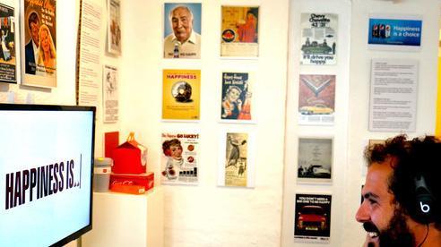 Bên trong bảo tàng hạnh phúc đầu tiên trên thế giới ở Đan Mạch