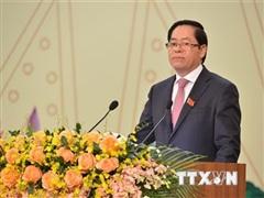 Ông Phạm Viết Thanh tiếp tục giữ chức Bí thư Tỉnh ủy Bà Rịa-Vũng Tàu