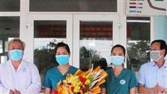 Bệnh nhân Covid-19 cuối cùng tại Quảng Trị được ra viện