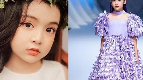 Bé gái 'sinh ra để thi Hoa hậu' gây xôn xao mạng xã hội 4 năm trước giờ ra sao?
