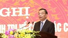 Đồng chí Chu Ngọc Anh trúng cử Chủ tịch UBND TP Hà Nội
