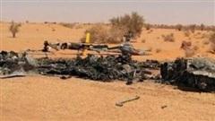 Rơi trực thăng tại Lybia, 4 lính đánh thuê Nga thiệt mạng