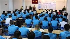HLV trưởng CLB Nam Định: 'Công tác trọng tài đã có hướng tích cực'