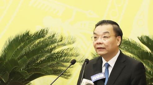 Tân Chủ tịch UBND thành phố Hà Nội hứa sẽ 'chủ động sâu sát với cơ sở, lắng nghe tiếng nói của người dân và doanh nghiệp'