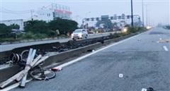 Người đàn ông đi xe đạp bị tông tử vong tại hầm chui Xa lộ Hà Nội