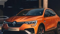 Renault Arkana: SUV lai coupe giá rẻ mở rộng địa bàn, Việt Nam là một trong những thị trường đầu tiên