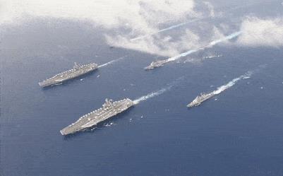 Giật mình số tàu chiến Hải quân Mỹ muốn có để 'đè bẹp' Trung Quốc trên biển