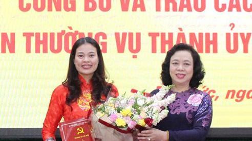 Bí thư Huyện ủy Mỹ Đức giữ chức Giám đốc Sở LĐ-TB&XH Hà Nội