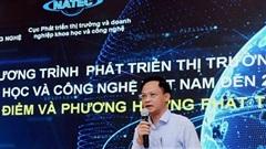 Hỗ trợ, tạo sức bật để phát triển thị trường khoa học và công nghệ Việt Nam