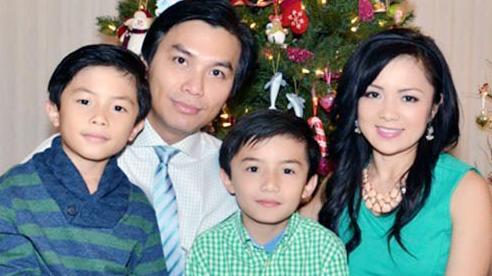 Ca sĩ Mạnh Quỳnh tiết lộ bà xã và hai con không nghe nhạc của mình