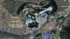 Vỡ đập gần khu liên hợp hạt nhân của Triều Tiên