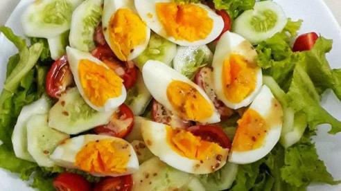 5 sai lầm khi chế biến trứng gây nguy hiểm