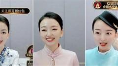 Nữ tiếp viên hàng không bỏ việc đi bán hàng livestream, kiếm tiền khủng
