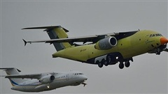 Antonov đắng lòng vì thiếu linh kiện Nga
