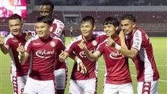 Video bàn thắng TP.HCM 5-1 Nam Định