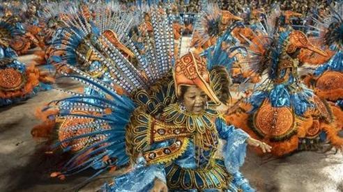 Lễ hội Carnival Rio de Janeiro lần đầu tiên sau 108 năm không được tổ chức