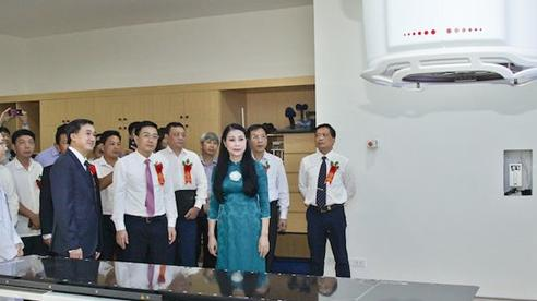 Triển khai hệ thống xạ trị hiện đại tại Bệnh viện Hữu nghị Lạc Việt