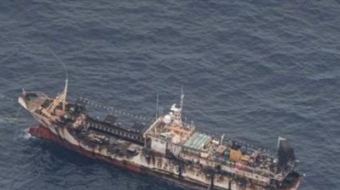 Peru theo dõi chặt chẽ di biến động của một đội tàu đánh cá mang cờ Trung Quốc