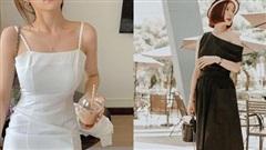Diện váy đi ăn cưới là cả một nghệ thuật