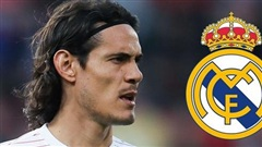 Real Madrid nhờ anh trai Ramos ký Cavani
