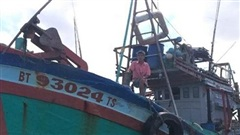 Điều tra làm rõ nguyên nhân thuyền trưởng bị khống chế trên biển